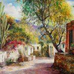 quiet-street-in-alamos-30x40